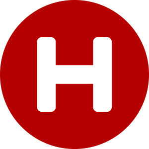 CareerHospital H Icon 300